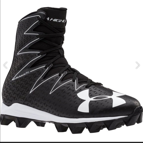 91b0bf41a86 Under Armour Highlight Football Cleats -Y7. M 5b6de276fb380361f358b5f3